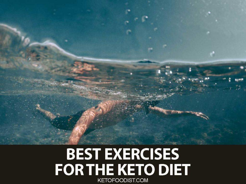 Best exercises for the keto diet