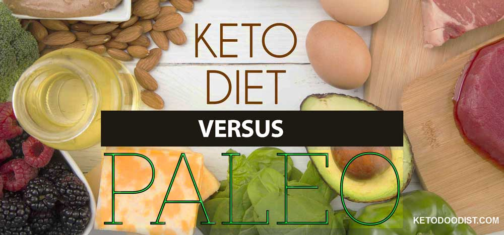 Keto diet vs Paleo way of eating & cooking