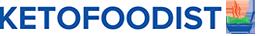 KetoFoodist logo - Adventures in Keto blog