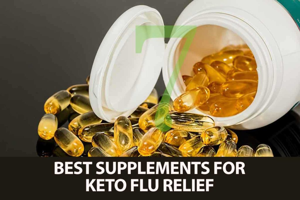7 Best Supplements for Keto Flu Relief